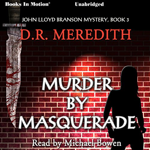 Murder By Masquerade cover art