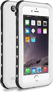 cf2055fa41a ChuWill Funda Impermeable iPhone 6, Carcasa iPhone 6s, Certificado IP68  Antigolpes Sumergible Protección 360º