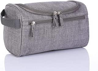 Makeup bag Women Bags Men Large Waterproof Nylon Travel Cosmetic Bag Organizer Case Necessaries Make Up Wash Toiletry Bag,M,China
