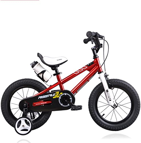 tienda de venta en línea AIDELAI Bicicleta para Niños y niñas, Ruedas de de de Entrenamiento para Bicicletas de 12 14 16 Pulgadas  diseño simple y generoso