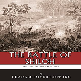 The Greatest Civil War Battles: The Battle of Shiloh cover art