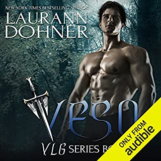Veso audiobook cover art
