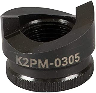 Greenlee, K2PM-0305 REPLACES 60237, 30.5 mm Slug-Buster Punch