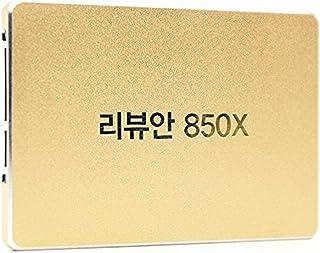 revuahn 850x 256GB SATA III 2.5Pulgadas Unidad de Estado sólido (SSD)