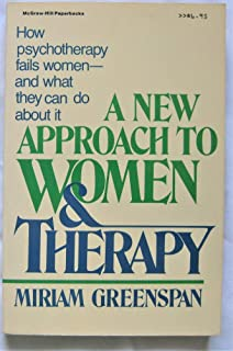 New Approach to Women and Therap