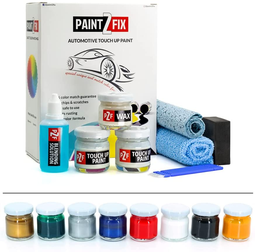 PAINT2FIX Diamond Graphite WV2 Touch Very popular Ranking TOP19 Nissan Maxima Up Paint for