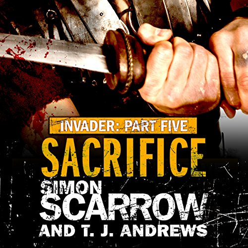 Couverture de Invader: Sacrifice