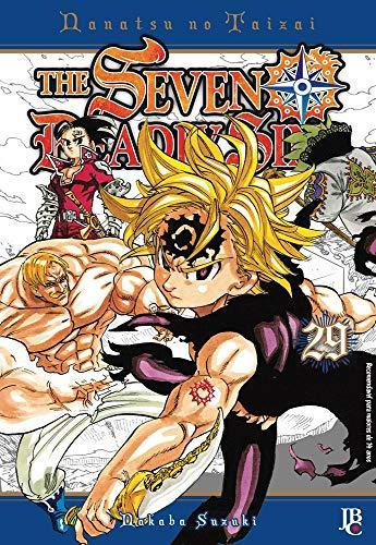 The Seven Deadly Sins - Vol. 29