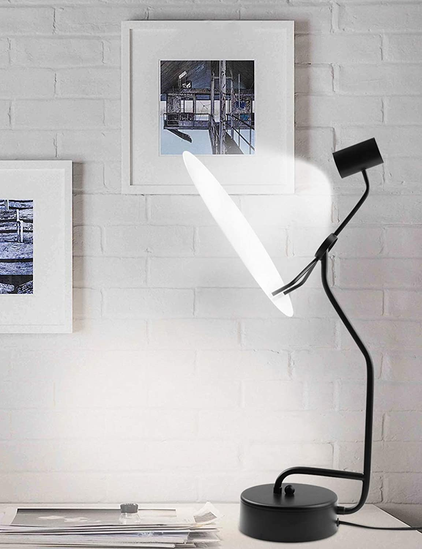 PIPIXIA Tischlampe & Grünikale Tischlampe für Wohnzimmer Schlafzimmer Schreibtisch Side Coffee Schminktisch