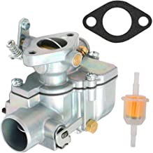 251234R91 Carburetor for International Farmall IH Tractor Cub LoBoy 154 Tractor Replace 251234R92 with Fuel Filter Gasket by TOPEMAI