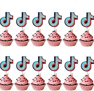 Amazon Com Birth To 24 Months Cake Cupcake Toppers Party Supplies Toys Games