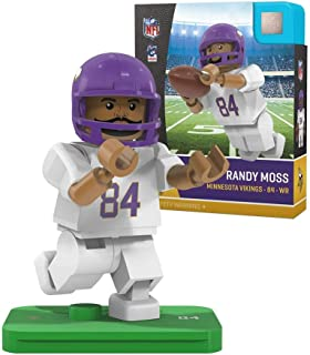 Randy Moss Legends NFL OYO Minnesota Vikings Generation 4 G4 Mini Figure