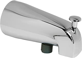 tub spout with personal shower connection