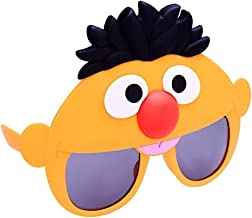 Costume Sunglasses Sesame Street Ernie Sun-Staches Party Favors UV400