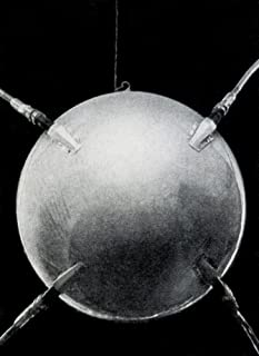 Sputnik 1 First Artificial Satellite 1957 Poster Print by Science Source (18 x 24)