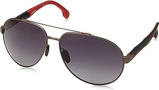 CARRERA Men's Sunglasses, Aviator, 8025/S - Grey
