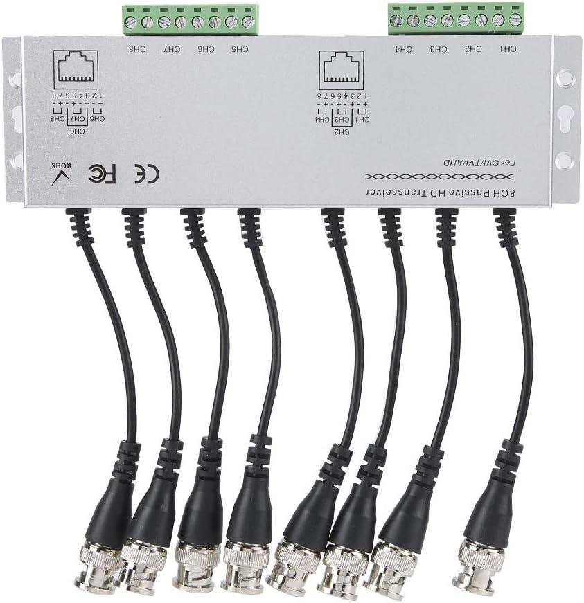 RBSD NEW CCTV Video Balun Cable Converter Nippon regular agency Passive Immunity Noise V