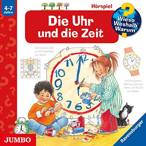Die Uhr und die Zeit Titelbild