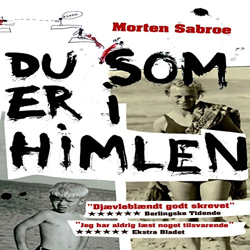 Du som er i himlen audiobook cover art