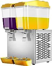 CLING Dryckesdispenser maskin kommersiell restaurang transparent juicemaskin varm och kall dryck is te maskin automatisk r...