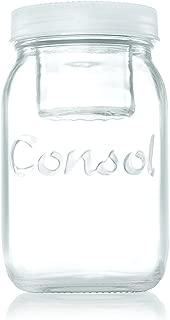 pint mason jar wide mouth