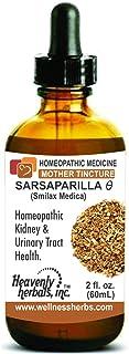 Sponsored Ad - Sarsaparilla Q - Mother Tincture, Kidney & Urinary Tract Health. Made in USA – 2Fl. Oz – Homeopathic Medici...