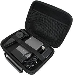 Adada Hard Travel Case for Vamvo Ultra Mini Portable Projector 1080p Supported HD DLP LED Rechargeable Pico Projector