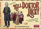 Truant Spiele 5830 - 'Kill Doktor Lucky - Deluxe' Brettspiel