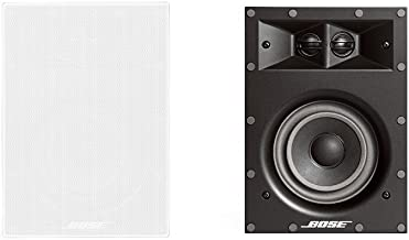 Bose Virtually Invisible 691 In-Wall Speaker (White) Pair of two
