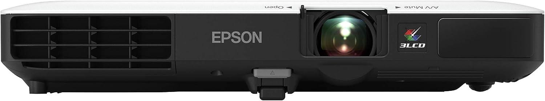 Epson PowerLite 1780W WXGA, 3,000 lumens Color Brightness (Color Light Output), 3,000 lumens White Brightness Wireless 3LCD Portable Projector (Renewed)