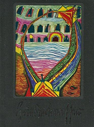 Hundertwasser, Friedensreich, Regentag : [Katalog zur Ausstellung Hundertwasser, Haus der Kunst, München