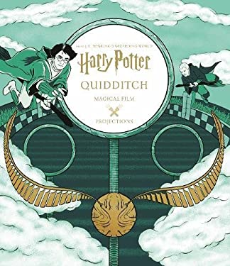 Harry Potter: Magical Film Projections: Quidditch (J.K. Rowling's Wizarding World)