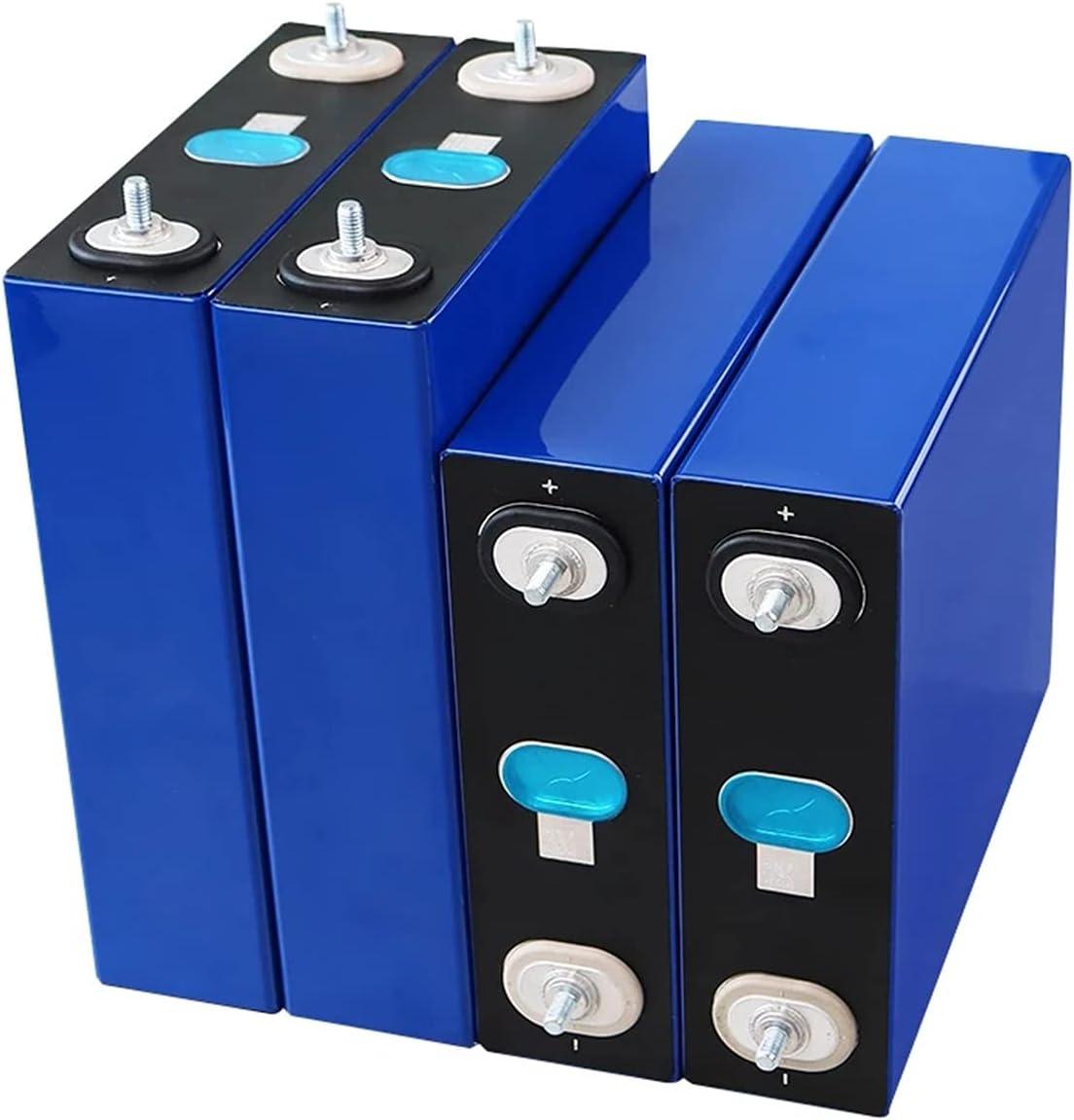 OANCO 4 Uds 3,2V 230Ah LiFePO4 Batería De Fosfa De Litio De Gran Capacidad DIY 12V 24V 48V Coche Eléctrico RV Sistema De Almacenamiento De Energía Solar