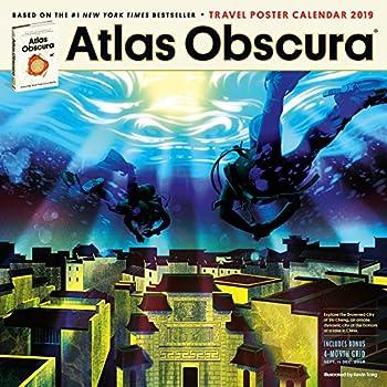 Best atlas obscura calendar 2019 Reviews