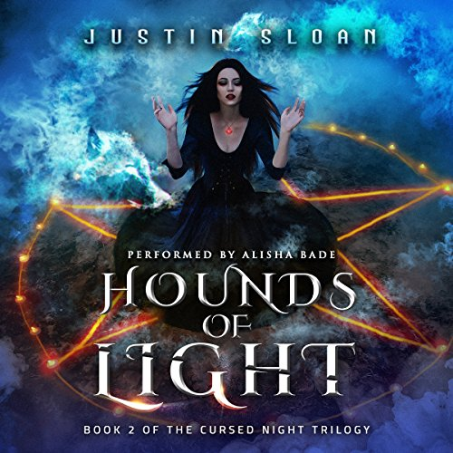 Hounds of Light audiobook cover art