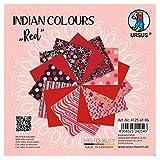 Ursus- Indian Colours Red, con 10