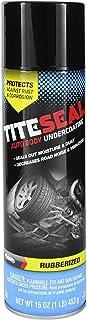 TITESEAL Auto Body Rubberized Undercoating 453 gms تايت سيل أسفلت بالمطاط طبقات الطلاء التحتية