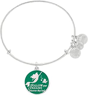 Parks Alex and Ani Little Mermaid Princess Ariel Enamel