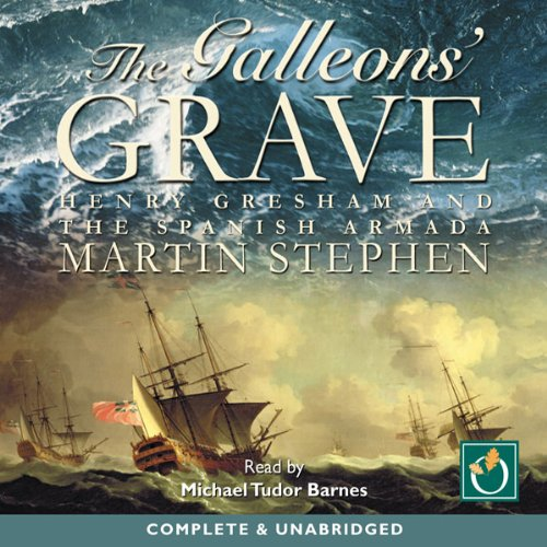 The Galleon's Grave audiobook cover art
