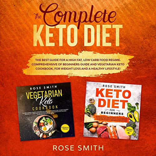 The Complete Keto Diet  By  cover art