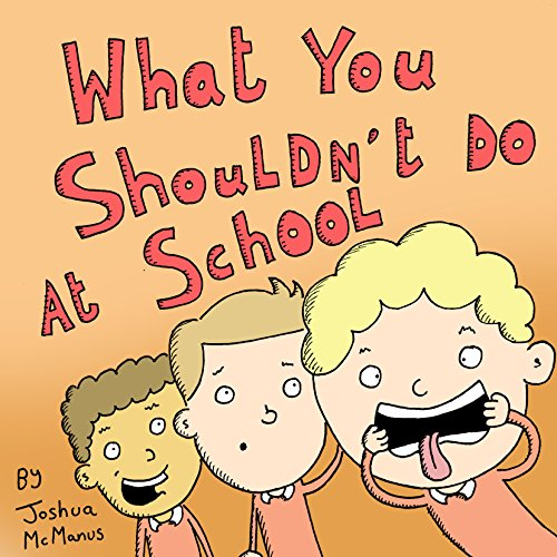 What You Shouldn't Do at School audiobook cover art