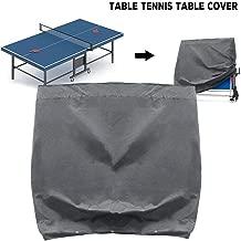 Resistente al Agua, a Prueba de Polvo, Resistente al Viento Funda para Tenis de Mesa QEES TQZ04