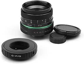 c mount lens cap