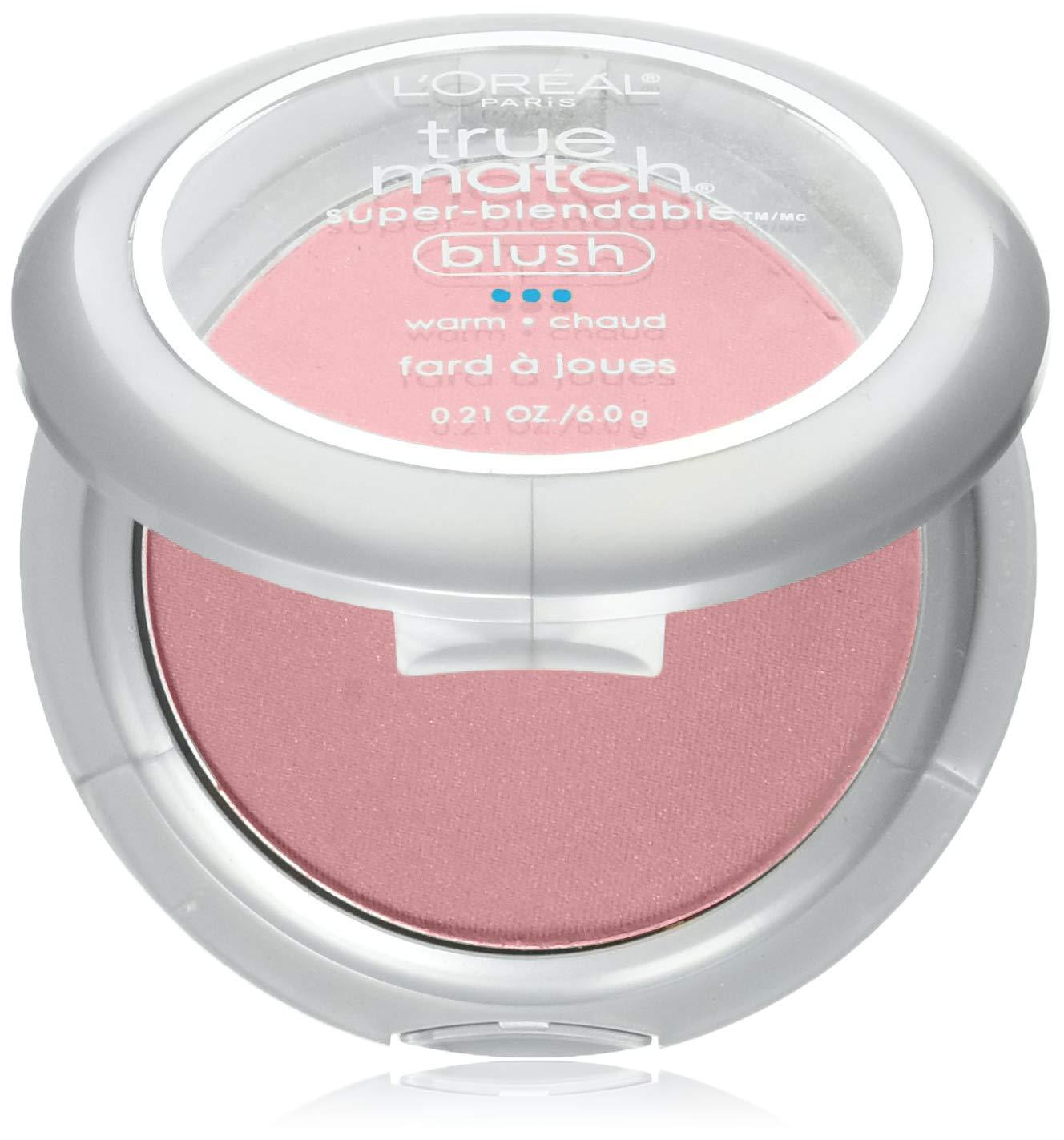 L'Oreal Paris True Match Blush, Tender Rose, 0.21 Ounces : Face Blushes : Beauty & Personal Care