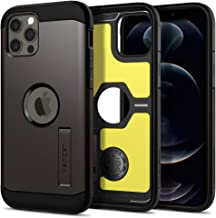 Spigen Tough Armor Designed for iPhone 12 Case (2020) / Designed for iPhone 12 Pro Case (2020) - Gunmetal
