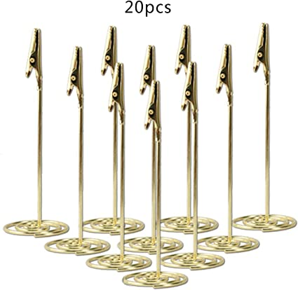 11.5cm Metal Alligator Clip Stick Memo Clip 20 Pieces Modeling Tool Set for Airbrush Hobby Model Parts Models Assemble