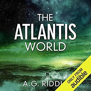 The Atlantis World     The Origin Mystery, Book 3              By:                                                                                                                                 A.G. Riddle                               Narrated by:                                                                                                                                 Stephen Bel Davies                      Length: 9 hrs and 34 mins     232 ratings     Overall 4.3