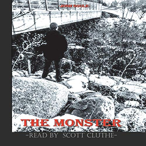 The Monster audiobook cover art