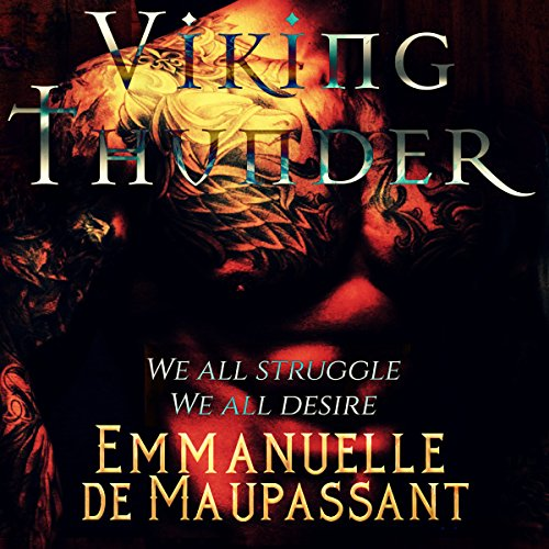 Viking Thunder audiobook cover art