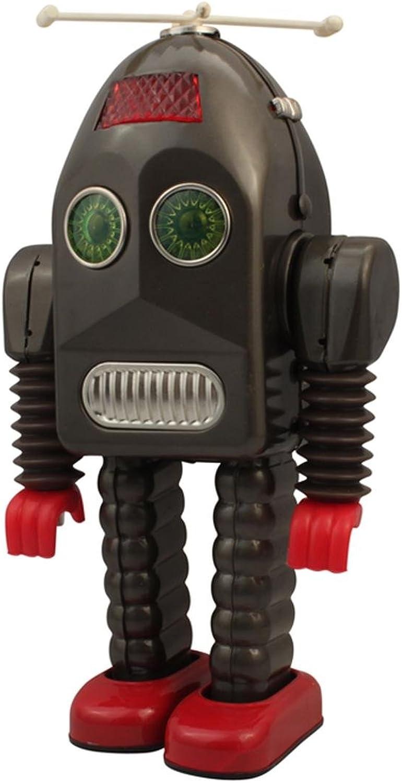 Superfreak® Blechroboter°Blechspielzeug°Roboter aus Blech°Größe XL Thunder Robot – grau B00AAZVNSI Verkaufspreis | Online Shop Europe